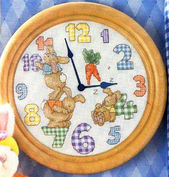 Детские часы от Ляны